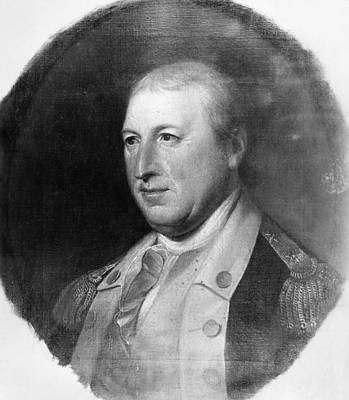 American Revolution Painting - Horatio Gates (c1728-1806) by Granger
