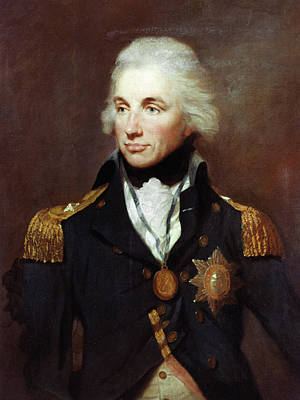 Horatio Nelson (1758-1805) Art Print by Granger