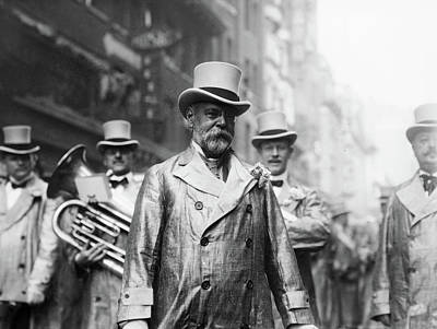 Marching Band Photograph - John Philip Sousa (1854-1932) by Granger