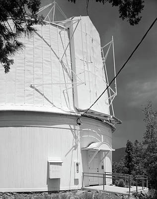 Photograph - Lowell Observatory by Granger