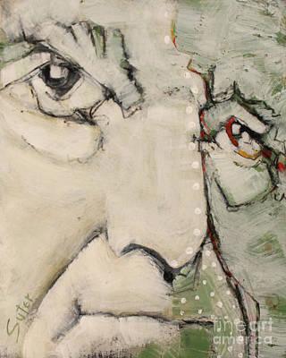 Painting - 8.  Martin Van Buren by Cindy Suter