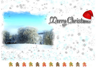 Photograph - Christmas Card 24 by Nina Ficur Feenan