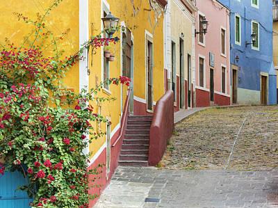 Guanajuato Photograph - Mexico, Guanajuato by Jaynes Gallery