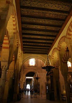 Mezquita De Cordoba Art Print