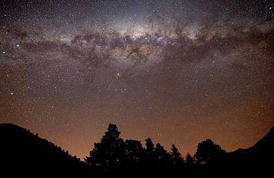 July 2013 Photograph - Milky Way by Luis Argerich