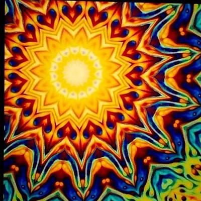 Wall Art - Photograph - #psy #psyart #psyhavoc #psychedelic by Felroy Dias