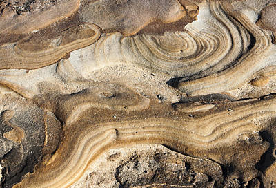 Photograph - Rock Patterns by Steven Ralser