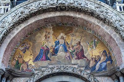San Marco Basilica. Art Print