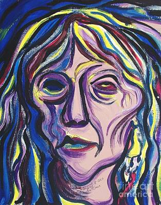 Painting - Self Portrait by Suzanne  Marie Leclair
