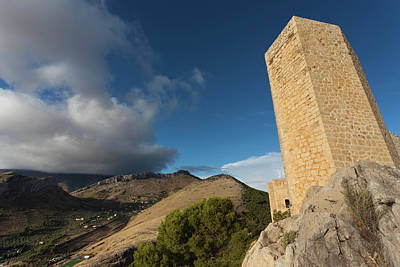 Espana Photograph - Spain, Andalucia Region, Jaen Province by Walter Bibikow