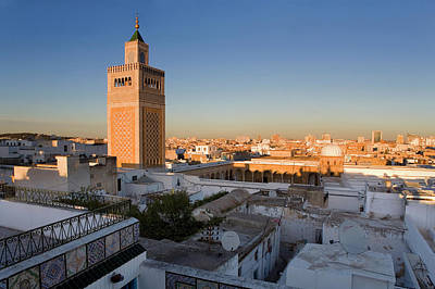 Tunis Art Print