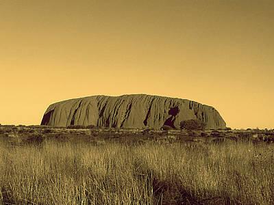 Superhero Ice Pops - Uluru by Girish J