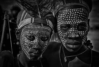 Face Wall Art - Photograph - Untitled by Joxe Inazio Kuesta