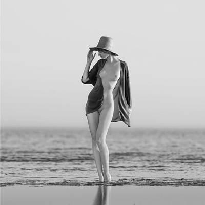 Fine Art Nude Photograph - Untitled by Mikhail Potapov