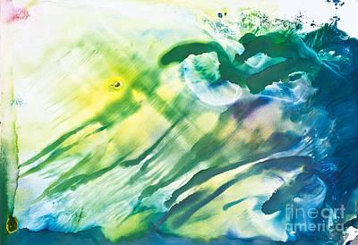 Untitled Art Print by Noppanun Kunjai