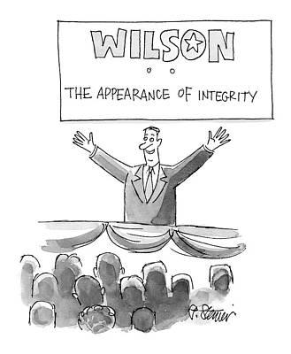 New Yorker June 5th, 2000 Art Print by Peter Steiner