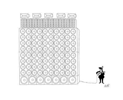 New Yorker January 16th, 2017 Art Print by Seth Fleishman