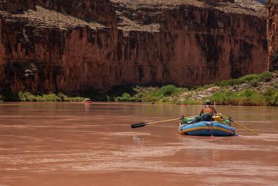 Model Colorado Photograph - Usa, Arizona, Grand Canyon National Park by Jaynes Gallery