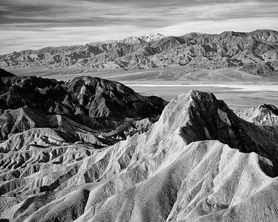 Usa, California, Death Valley National Art Print