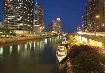 Usa, Illinois, Chicago Art Print by Jaynes Gallery