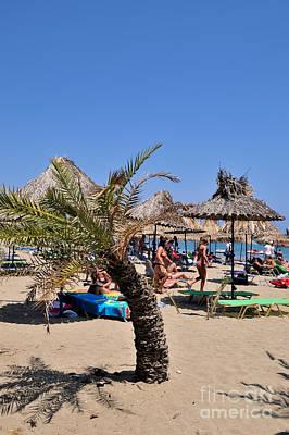 Photograph - Vai Beach by George Atsametakis