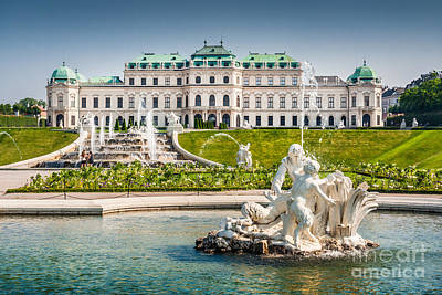 Photograph - Vienna by JR Photography