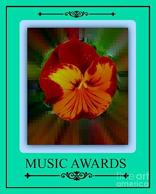 Music Awards Art Print by Meiers Daniel