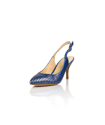 Comedian Drawings - Womens fashion shoes by Nikita Buida
