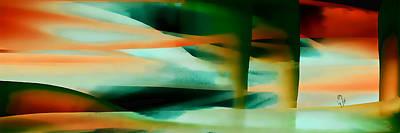Digital Art - 8104 by Mickey Harris
