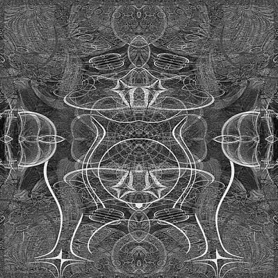Digital Art - 812 - Transformation 1 by Irmgard Schoendorf Welch