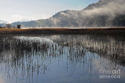 Photograph - 825p Thompson Lake by NightVisions