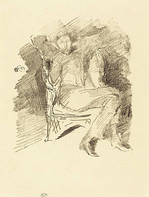 Whistler Drawing - James Mcneill Whistler American, 1834 - 1903 by Quint Lox