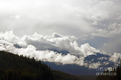 Photograph - 837p Kootenay National Park Canada by NightVisions