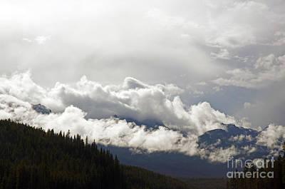 Photograph - 837p Kootenay National Park Canada by NightVisions