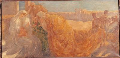 Italy, Lombardy, Milan, Brera Art Art Print by Everett