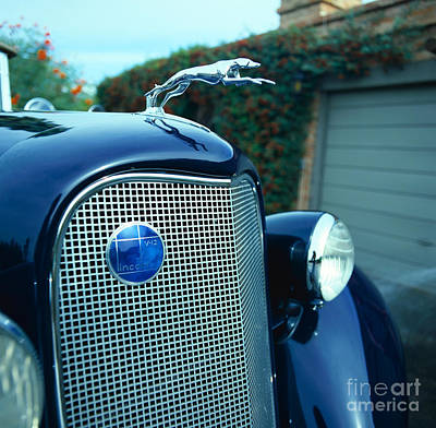 Lovely Lavender - Vintage classic car by Indian Summer