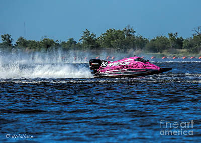 Photograph - 88 C Boat Port Neches Riverfest by D Wallace