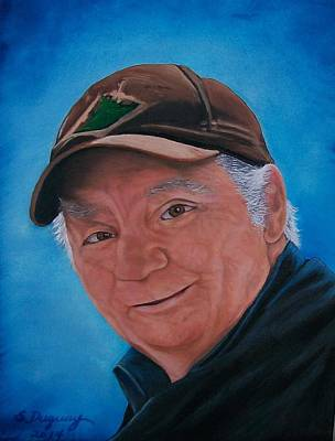 Painting - 88 Yrs. Young by Sharon Duguay