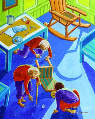 Philippine Art Painting - 88X by Paul Hilario