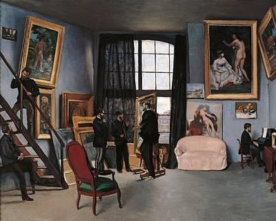 Painted Image Photograph - France, Ile De France, Paris, Muse by Everett