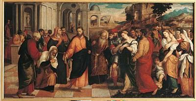 Italy, Lombardy, Milan, Brera Art Art Print
