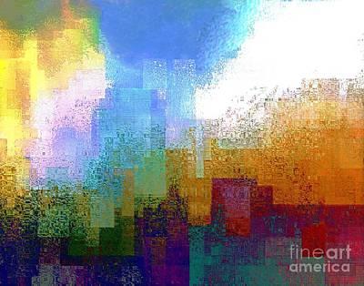 Digital Art - 9-11-01 by Dale   Ford