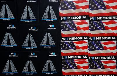 9/11 Memorial For Sale Art Print by Rob Hans
