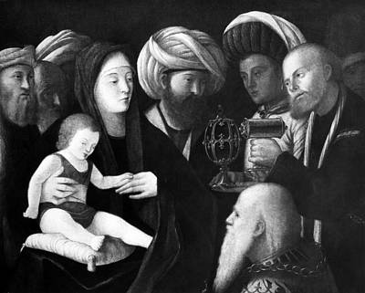 Painting - Adoration Of The Magi by Granger