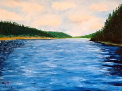 Atikaki Provincial Park Original by Troy Thomas