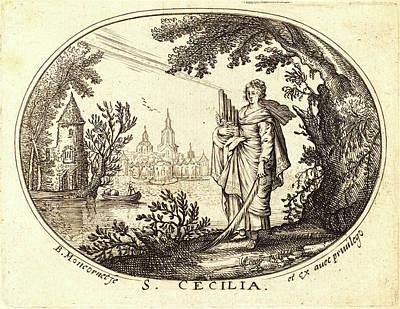 Balthasar Moncornet Print by Litz Collection