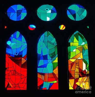Barcelona Spain - La Sagrada Familia Art Print