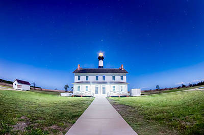 Photograph - Bodie Island Lighthouse Obx Cape Hatteras North Carolina by Alex Grichenko