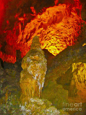 Photograph - Carlsbad Caverns by Gregory Dyer