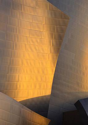 Robert Jensen Photograph - Disney Concert Hall by Robert Jensen